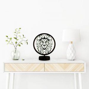 parbek aslan model masa lambası