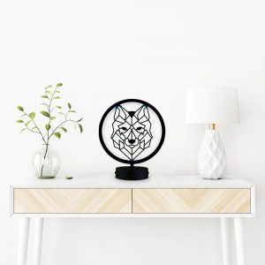 kurt model masa lambası