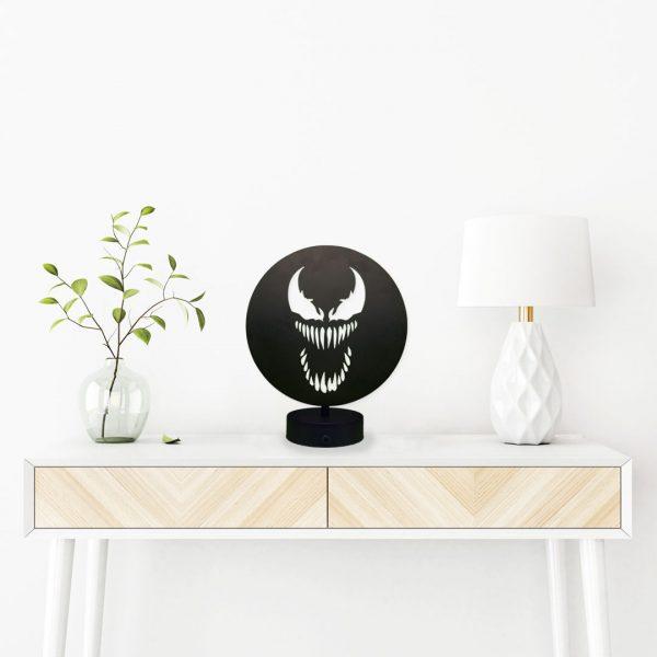 venom model masa lambası