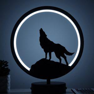 bozkurt model masa lambası